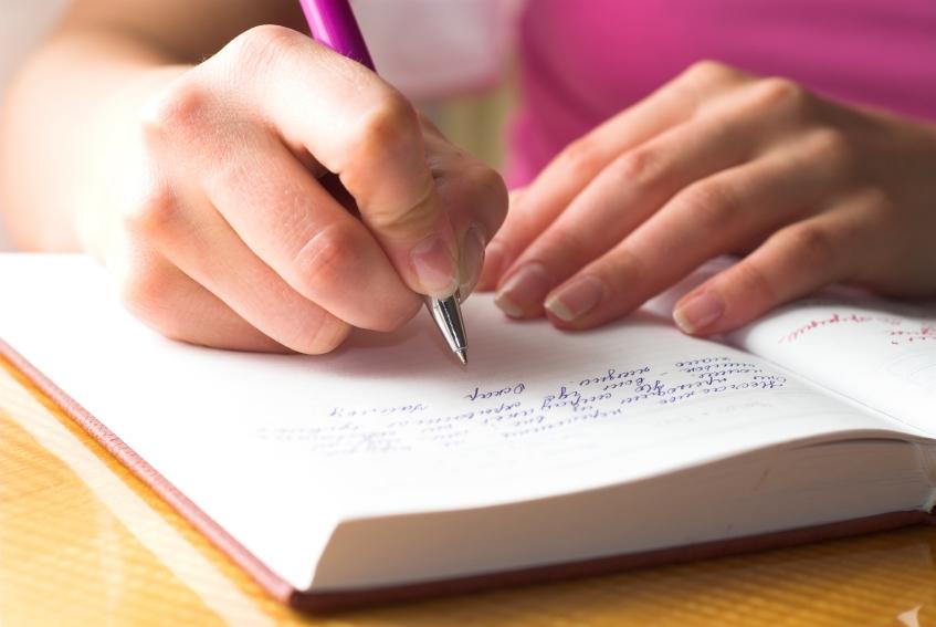 Escrevendo em Inglês