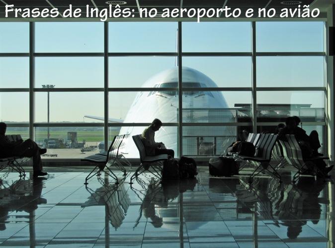 Inglês no Aeroporto e no Avião