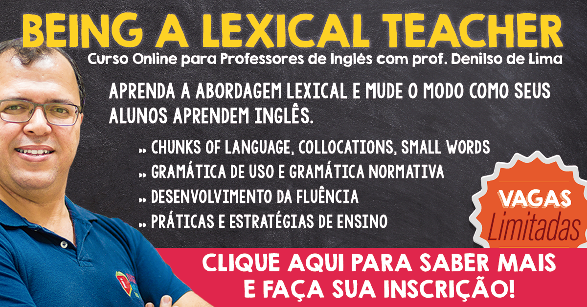Being a Lexical Teacher: curso online