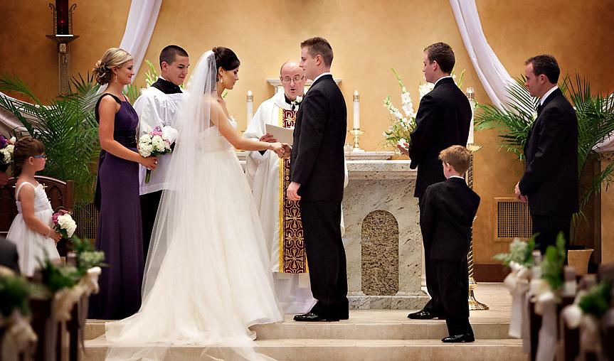 Cerimônia de Casamento em Inglês