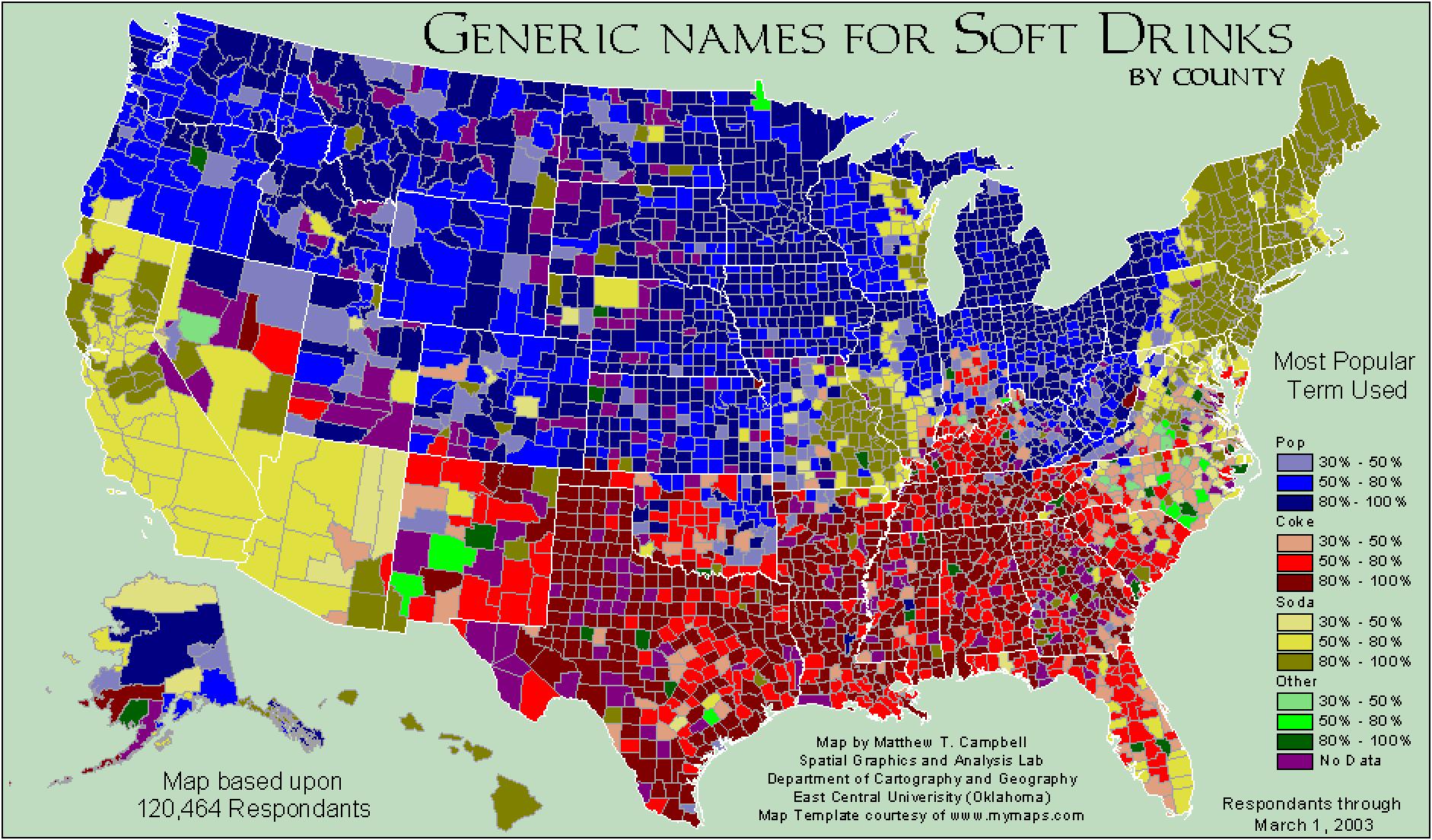 Inglês Americano: refrigerante em inglês