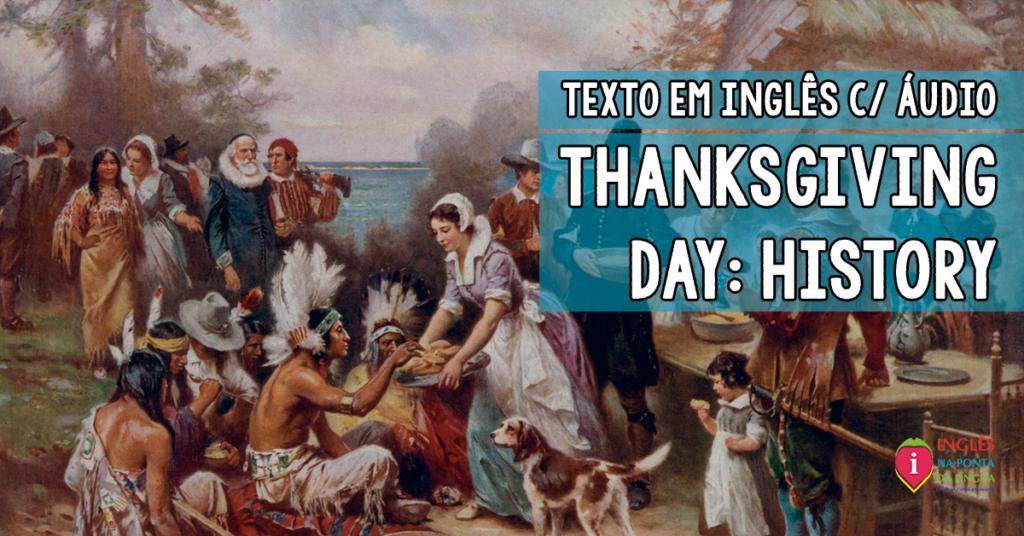 Thanksgiving Day: texto em inglês