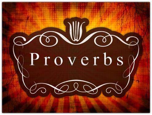 Lista de Provérbios em Inglês