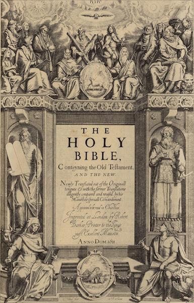 por que é difícil ler a bíblia em inglês