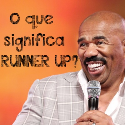 o que significa runner up?