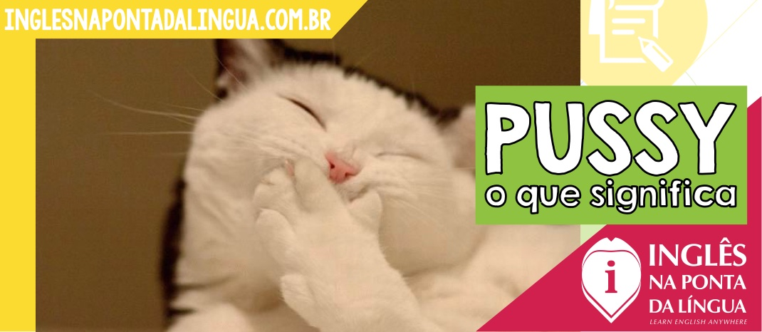 O que significa PUSSY?